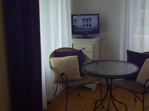 Appartement in Bagnoles de l'orne für  2 •   1 Schlafzimmer