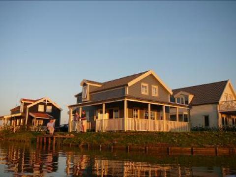 Simonshaven -    vue sur lac