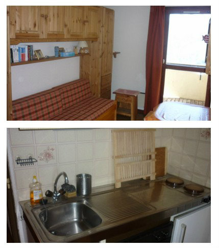 Studio in Samoëns - Vacation, holiday rental ad # 39298 Picture #1