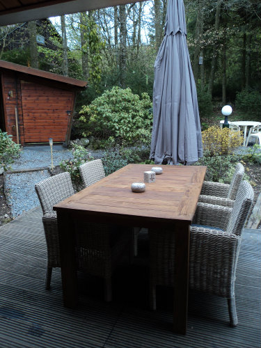 Chalet in Durbuy - Vacation, holiday rental ad # 39315 Picture #2