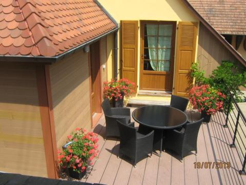 Gite in Bennwihr  - Vacation, holiday rental ad # 39338 Picture #1