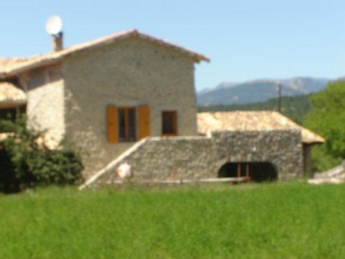Gite Montlaur En Diois - 6 personnes - location vacances  n°39349