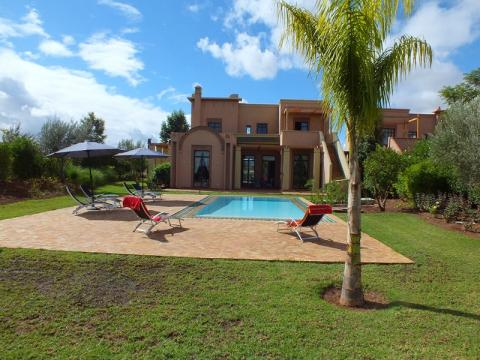 House Marrakech - 6 people - holiday home  #39377