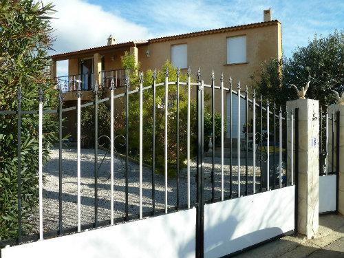 Casa en Montady para  4 •   con piscina privada