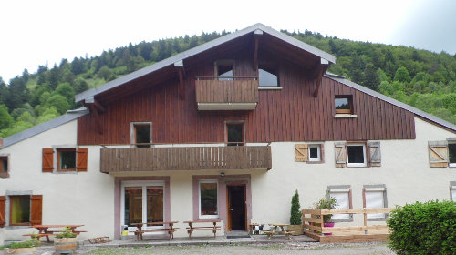 Gite La Bresse - 15 people - holiday home  #39387
