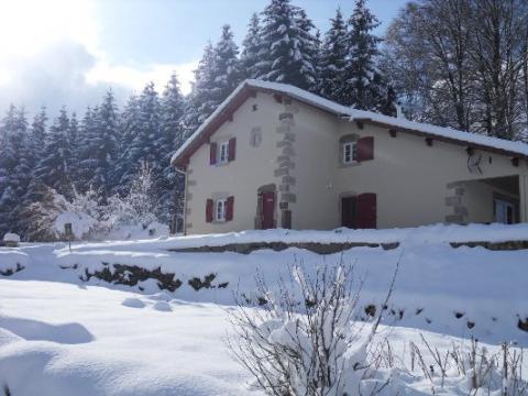 Gite Le Val D'ajol - 6 personnes - location vacances  n°39407