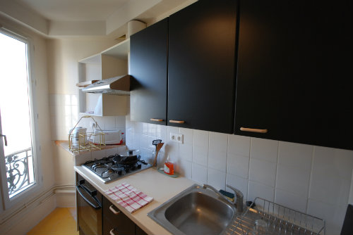 Studio in Paris - Vacation, holiday rental ad # 39409 Picture #1