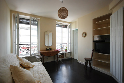 Studio in Paris - Vacation, holiday rental ad # 39409 Picture #0