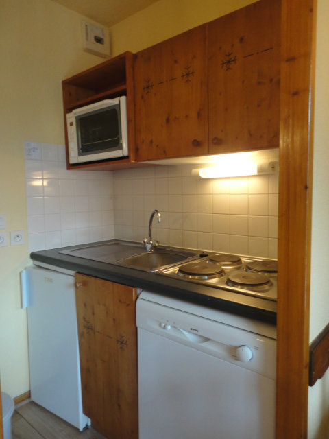 Flat in 2 Alpes - Vacation, holiday rental ad # 39418 Picture #1