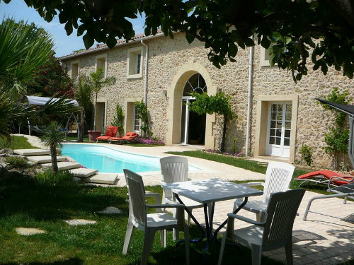 Gite Capestang - 14 people - holiday home  #39441