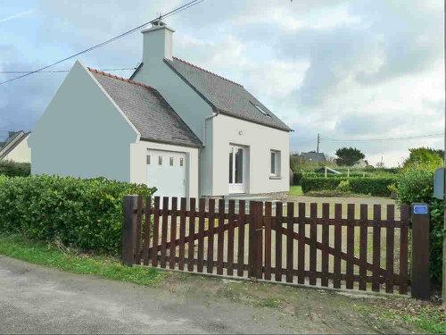 Casa en Brignogan para  6 •   jardín