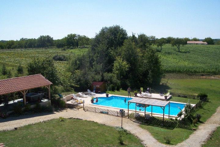 Gite Brantôme - 6 personnes - location vacances  n°39458