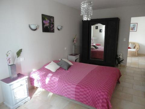 Casa 6 personas Beaucaire - alquiler n°39480