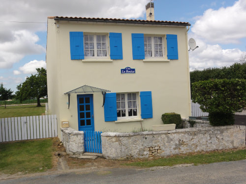 Gite Balanzac - 10 personnes - location vacances  n°39507