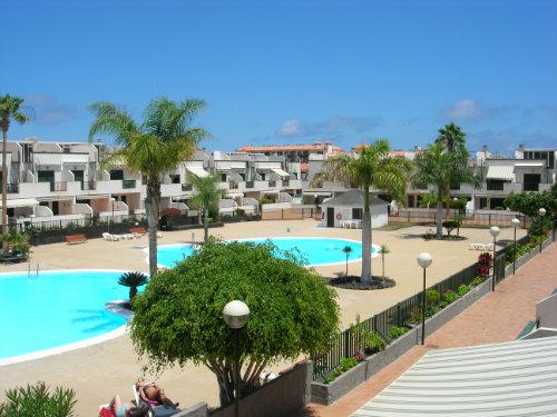 Appartement 6 personnes Costa Del Silencio - location vacances  n°39539