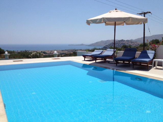 Maison Rhodos Island - 6 personnes - location vacances  n°39541