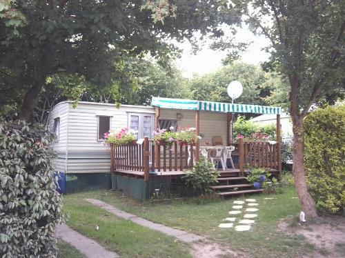 Chalet Plouézec - 4 personnes - location vacances  n°39550
