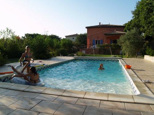 Maison Mauressargues - 12 personnes - location vacances  n°39554