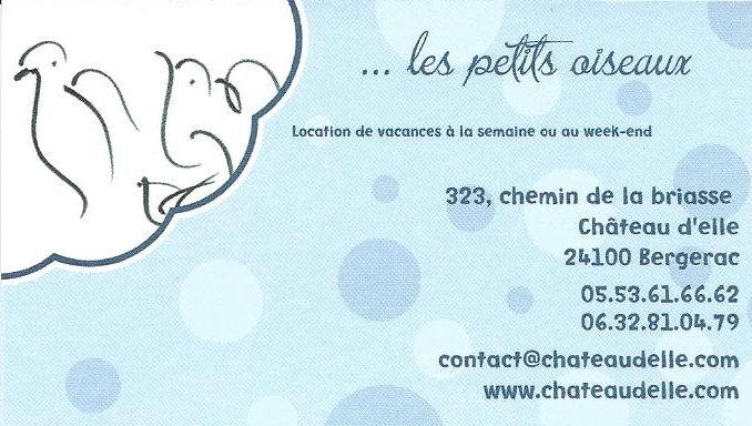 Gite Bergerac - 2 personnes - location vacances  n°39579