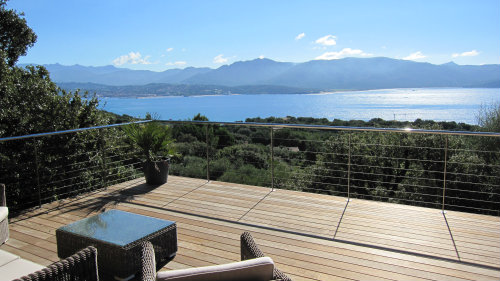 House in Propriano for   8 •   view on sea