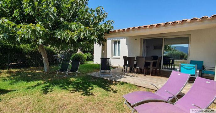 Maison Ste Lucie De Porto Vecchio - 5 personnes - location vacances  n°39609