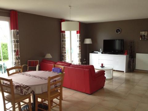 Maison à Cadaujac à louer pour 7 personnes - location n°39610
