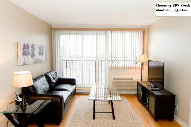 Flat in Montreal - Vacation, holiday rental ad # 39616 Picture #12