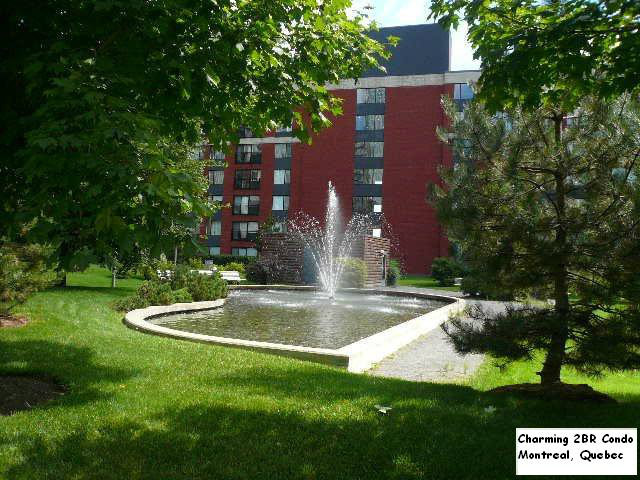 Flat in Montreal - Vacation, holiday rental ad # 39616 Picture #14