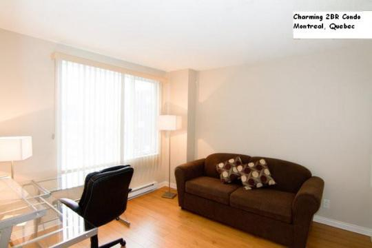 Flat in Montreal - Vacation, holiday rental ad # 39616 Picture #3