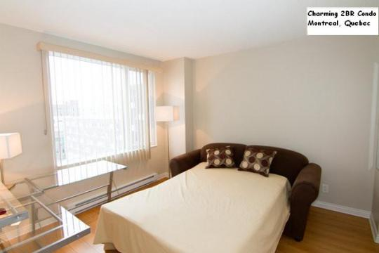 Flat in Montreal - Vacation, holiday rental ad # 39616 Picture #4