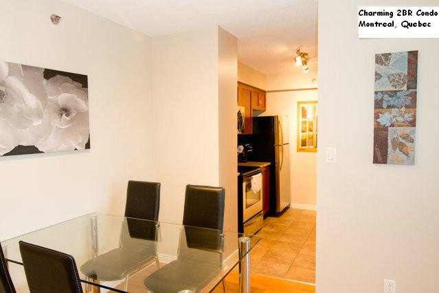 Flat in Montreal - Vacation, holiday rental ad # 39616 Picture #7