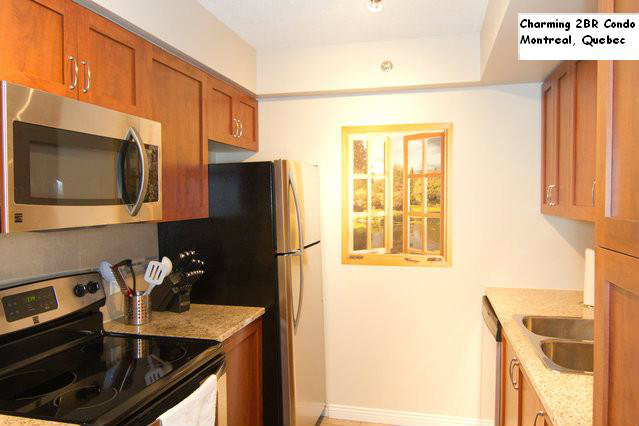 Flat in Montreal - Vacation, holiday rental ad # 39616 Picture #8
