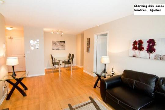 Flat in Montreal - Vacation, holiday rental ad # 39616 Picture #0