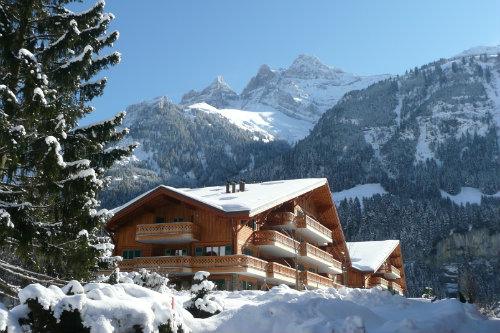 Chalet in Champéry - Anzeige N°  39637 Foto N°1 thumbnail