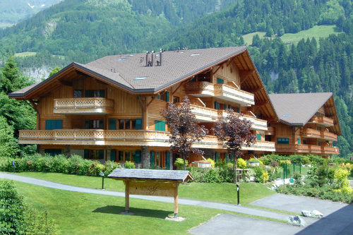 Chalet Champéry - 8 people - holiday home  #39637
