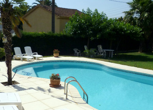 House in Mandelieu - La Napoule - Vacation, holiday rental ad # 39641 Picture #0