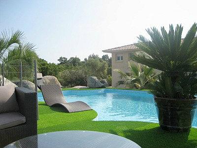 Maison Ste Lucie De Porto Vecchio - 10 personnes - location vacances  n°39642