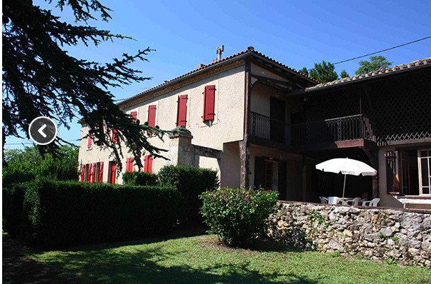 Huis Castex - 11 personen - Vakantiewoning  no 39659