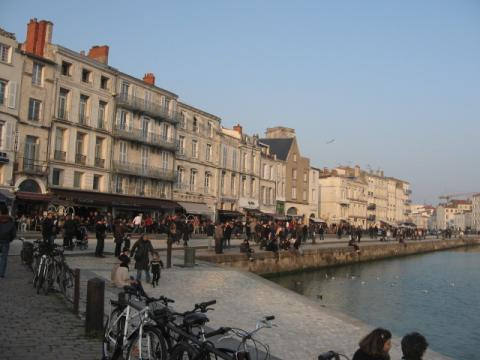 Appartement 4 personnes La Rochelle - location vacances  n°39670
