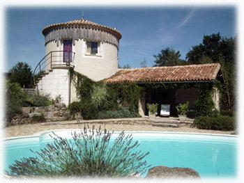 Gite Beaulieu Sous Parthenay - 3 people - holiday home  #39688