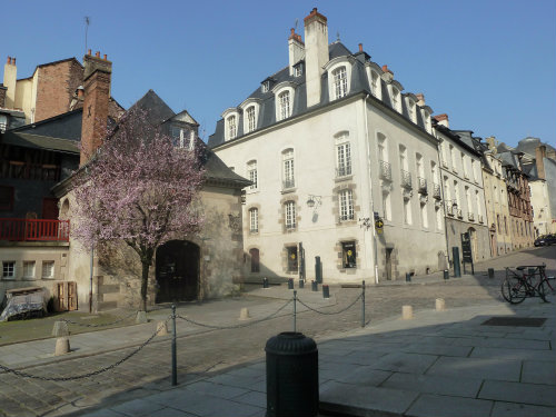 Gite in Rennes - Vacation, holiday rental ad # 39699 Picture #12
