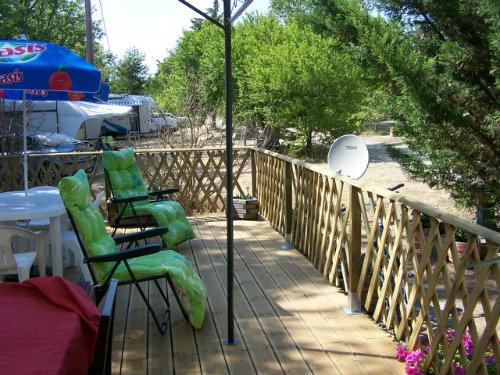 Mobil-home à Artignosc sur verdon pour  7 •   avec piscine partagée