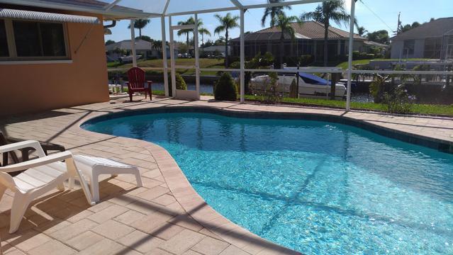 Maison Cape Coral - 6 personnes - location vacances  n°39719