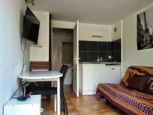 Studio Sarrola Carcopino - 2 personnes - location vacances  n°39773