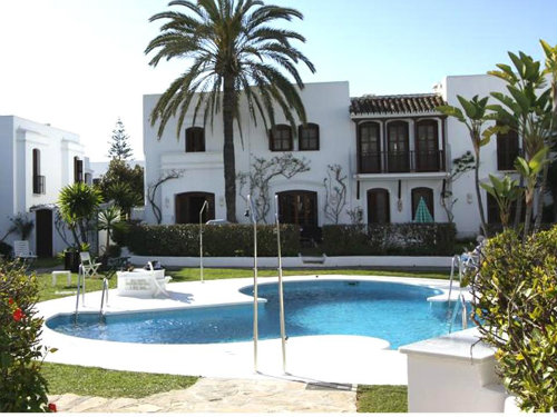 House Estepona - 6 people - holiday home  #39775
