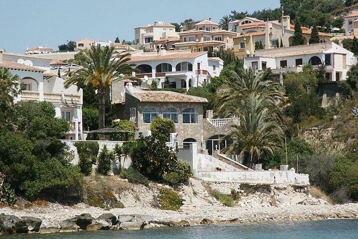 Huis in Calpe - puerto blanco voor  8 •   uitzicht op zee