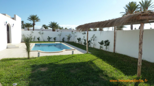 House in Djerba midoun  - Vacation, holiday rental ad # 39789 Picture #1
