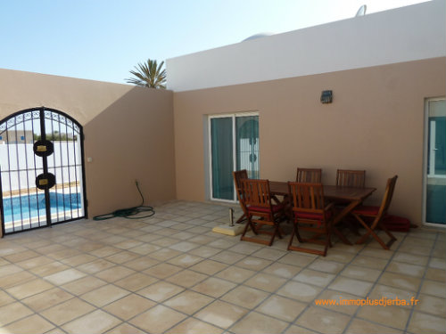 House in Djerba midoun  - Vacation, holiday rental ad # 39789 Picture #2