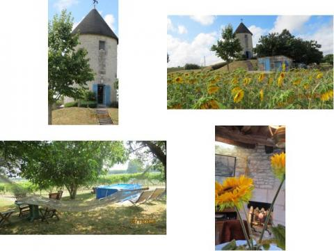 House Mortagne Sur Gironde - 4 people - holiday home