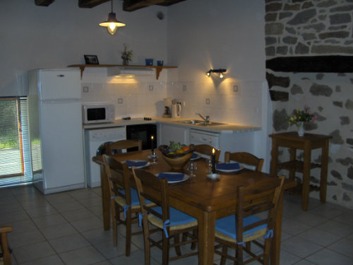 Gite Plerguer - 7 people - holiday home  #39799